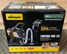 Control Pro 170 High Efficiency Airless Sprayer NEW OPENED BOX