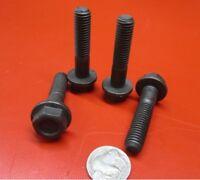 Flanged Cap Screw Bolt, Steel 10.9 Metric, PT, M10 x 1.5 x 45 mm Length, 20 Pc