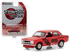 "1971 DATSUN 510 #85 ""RAYDADDY AUTO"" 1/64 DIECAST MODEL CAR BY GREENLIGHT 47010 E"