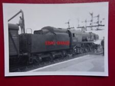 PHOTO  SR CLASS MERCHANT NAVY LOCO NO 35022