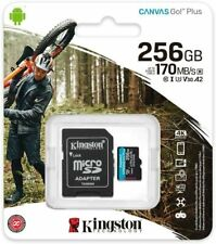 256GB SD Kingston Memory Card For GoPro Hero7 Action Digital Camera