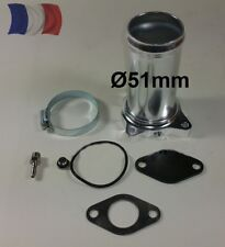 KIT SUPPRESSION VANNE EGR TDI IBIZA FABIA A3 GOLF 4 BORA LEON Ø51mm -SWAPLAND-