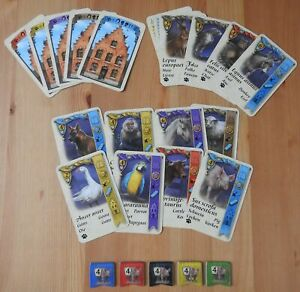Bruges – Pets | Brügge – Die Haustiere | Mini Expansion | New | English Rules