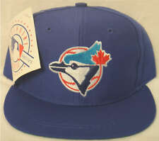 NEW! MLB TORONTO BLUE JAYS TODDLER FLATBILL SNAPBACK HAT EMBROIDERED CAP