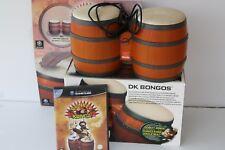 Nintendo Gamecube Donkey Kong Konga + Jungle Beat + Bongos PAL VERSION UK