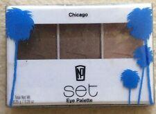 Napoleon Perdis Chicago Eyeshadow Trio Palette Brown