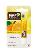Baume A Lèvres BIO, Orange Citron, TERRA NATURI