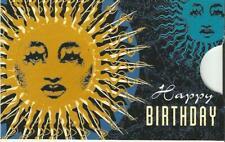 Kartenschutzhülle Happy Birthday für Ausweis, Führerschein usw