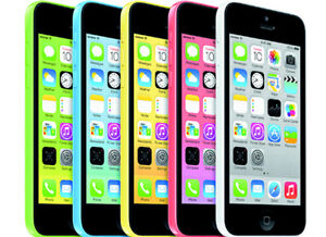 New Condition Apple iPhone 5C 8GB Various Colour Unlocked +Warranty