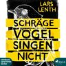 SCHRÄGE VÖGEL SINGEN NICHT - STIEREN,FRANK   MP3 CD NEW LENTH,LARS