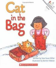 Cat in the Bag (Rookie Readers, Level B)-ExLibrary