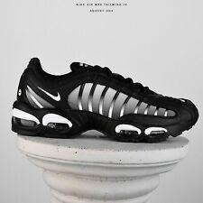 Nike Air Max Tailwind IV 4 Men Lifestyle Sneakers New Black White AQ2567-004