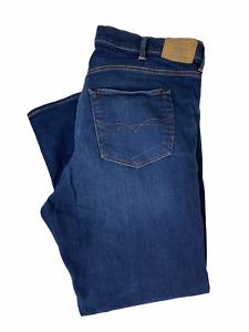 Polo Ralph Lauren Dark Wash Blue Denim Straight Leg Jeans Men's Size 44Bx29*