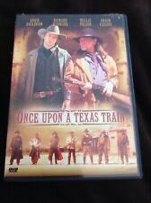 ONCE UPON A TEXAS TRAIN DVD 2004 RATED PG APPROXIMATELY 96 MINUTES