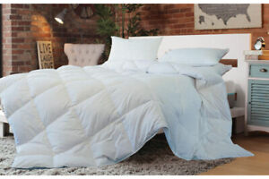 4.5 Tog Soft Bamboo Duvet All Year Round Use Anti Allery- Single