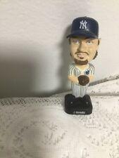 2002 POST CEREAL MLB MINI BOBBLEHEAD PLAYERS – NEW YORK YANKEES JASON GIAMBI