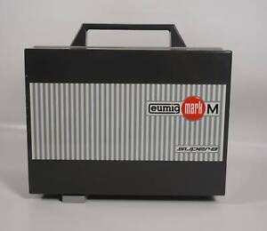 Vintage original Eumig Mark M Super 8 Film Projektor