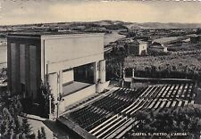 CASTEL S.PIETRO (Bologna) - L'Arena 1954