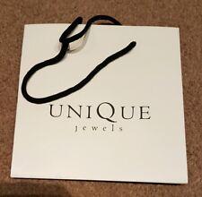 Empty Gift Bags - Unique - Beige & Black - x1 - Excellent Condition.