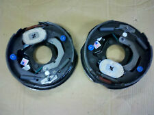 "(2) Trailer 3500 lb Axle 10"" x 2.25"" Electric Brakes DEXTER - FREE SHIPPING!!"