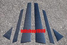 AUDI A6 C6 2005~ Carbon Fiber Pillar Panel Covers