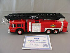 "1998 Sunoco ""Christmas in July"" Toy Firetruck Serial #008230 Philadelphia, PA"