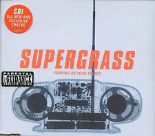 Supergrass / Pumping On Your Stereo - CD1 - MINT
