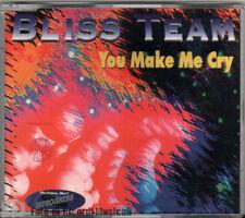 CDS/CDM BLISS TEAM - YOU MAKE ME CRY (INPR 1080-D) 1995