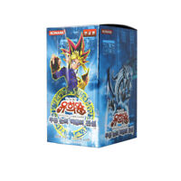 """Yugioh Cards """"Legend of Blue Eyes White Dragon"""" LOB-K Booster Box Traceable"""