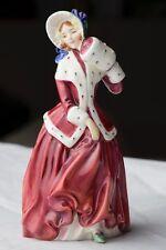 Royal Doulton Character Figurine Figure Christmas Morn HN 1992 from England Nice