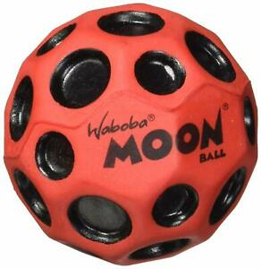 "Waboba Moon Ball - Extreme Bounce Fast Spin Light Weight 2.5"" inch NEW"