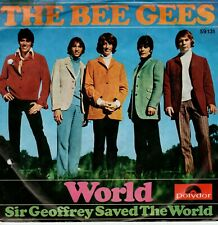 7inch THE BEE GEES	world	GERMAN EX/VG++   (S3008)