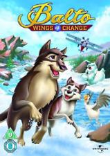 Balto 3 Wings of Change DVD 2006 Region 2