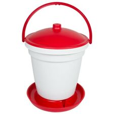 Chicken/Poultry Drinker - LARGE 18L Drinker  - Easy to clean and fill