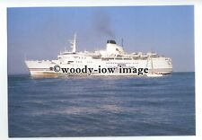 FE1365 - British Channel Island Ferries Rozel , built 1973 ex St Edmund postcard
