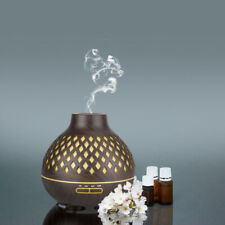 400ml LED Ultrasonic Humidifier Essential Oil Diffuser Aromatherapy Fresh Air AU