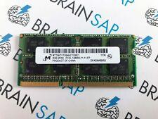 8GB DDR3 RAM Micron MT16KTF1G64HZ-1G6E1 SO-DIMM - 2Rx8 PC3L-12800S-11-11-FP