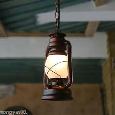 CHANDELIER CEILING LAMP VINTAGE STYLE RETRO LANTERN CEILING LAMP LIGHT NOSTALGIA