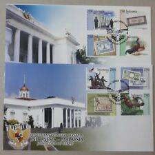Malaysia 2011 Indonesia Joint Issue Indonesia FDC