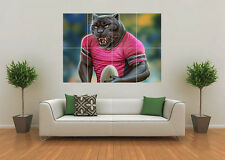 PENRITH PANTHERS INSPIRED RUGBY NRL MASCOT GIANT WALL ART POSTER PRINT