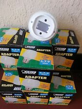 FEIT ELECTRIC 83025 ADAPTER FOR COMPACT FLUORESCENT BULBS - NEW - MADE IN