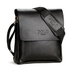 New High Quality Men Shoulder Bag Business Crossbody Messenger Bag Organizer