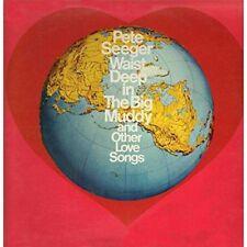 CD de musique folk Pete Seeger sans compilation