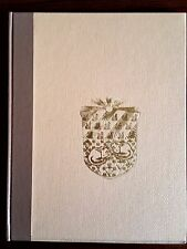 "1968 SIGNED Robert Duncan SIGNED Jess ""Names of People"" HAND NUMBER 102"
