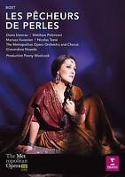 LES PECHEURS DE PERLES(DIE PERLENFISCHER)-BIZET,GEORGES/DAMRAU,DIANA/+ DVD NEU