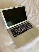 Apple Macbook Air 2015 Intel Core i5 13 inch 8gb RAM Silver 128gb SSD Mac OSX