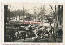 6 x Foto, Eisenbahn Bau Pioniere, Bereitstellung in Ostpreussen 1941 (N)20131