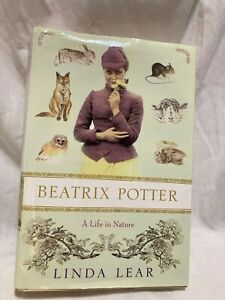 Book. Beatrix Potter a Life in Nature by Linda Lear. St. Martin 2007 Illustr. hc