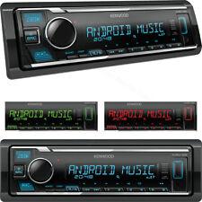 Autoradio 1 din USB Mp3 Stereo auto Aux-In Uscite RCA Subwoofer Rosso Blu Verde