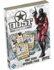 Dust Dust Tactics  Unit Card Upgrade Pack NM